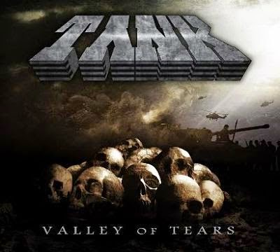 Tank-Valley Of Tears cover