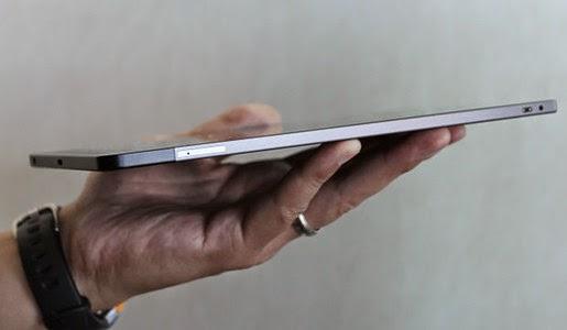 Những tablet mỏng nhất thế giới hiện nay
