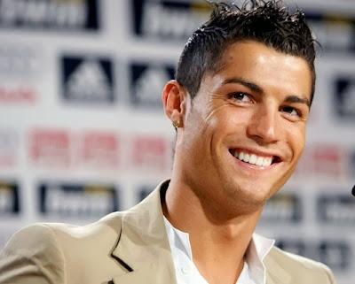Cristiano Ronaldo Mohawk