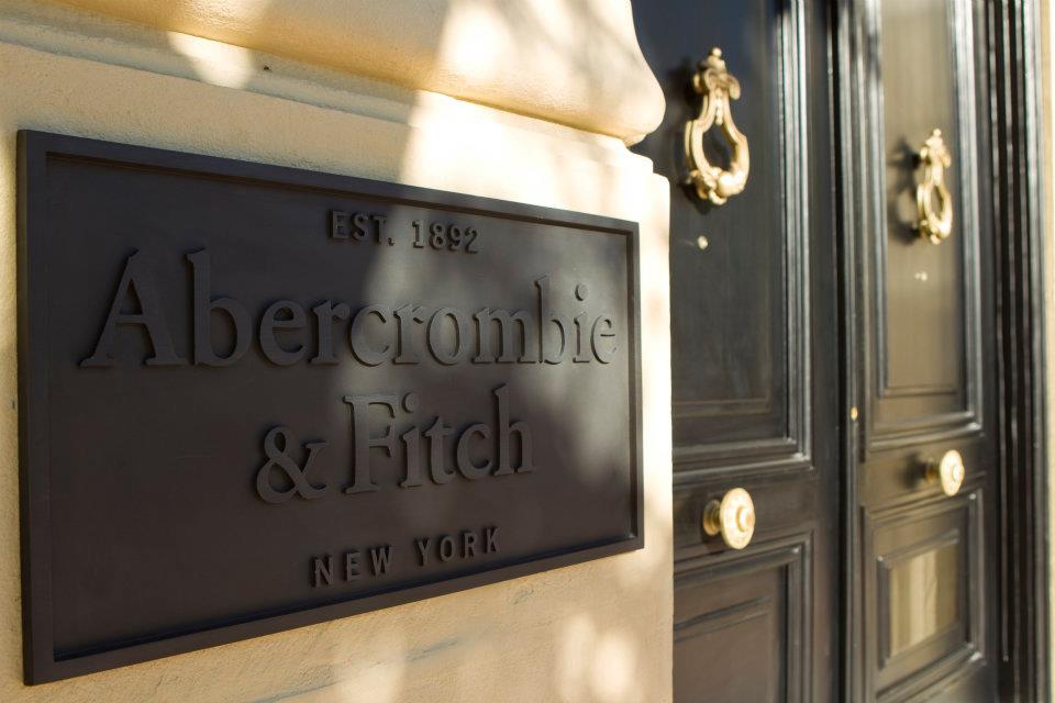 Abercrombie & Fitch Tienda En Barcelona