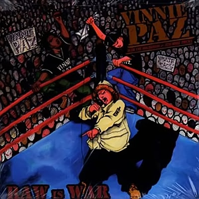 Vinnie Paz – Raw Is War (VLS) (2000) (320 kbps)