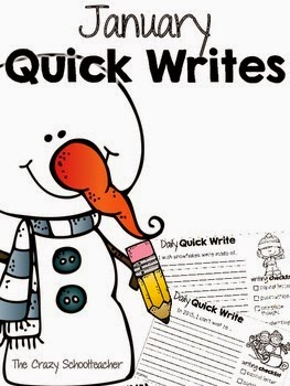 http://www.teacherspayteachers.com/Product/Daily-Quick-Writes-January-1609861