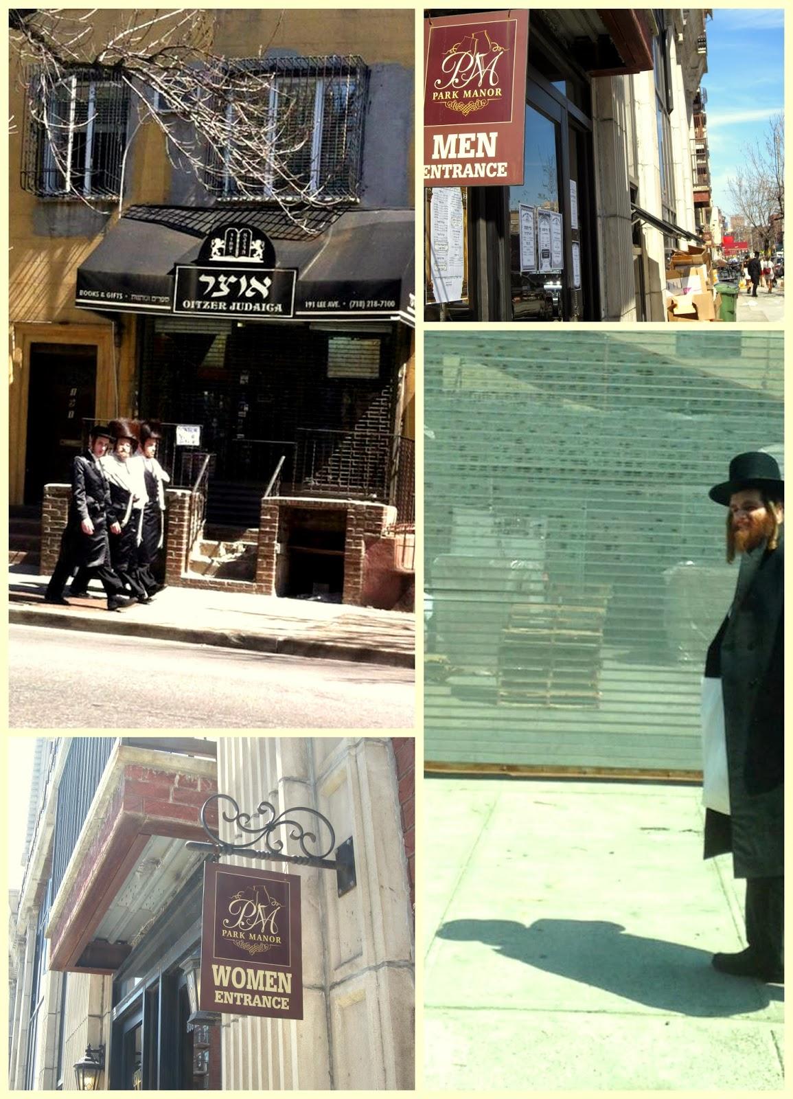 """""""barrio judío Nueva York"""""""