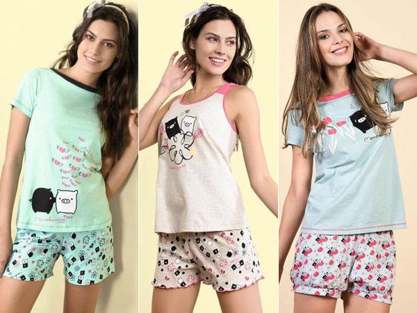 7150de4dfa Fashion Good  Pijamas 2012 – Fotos e Modelos