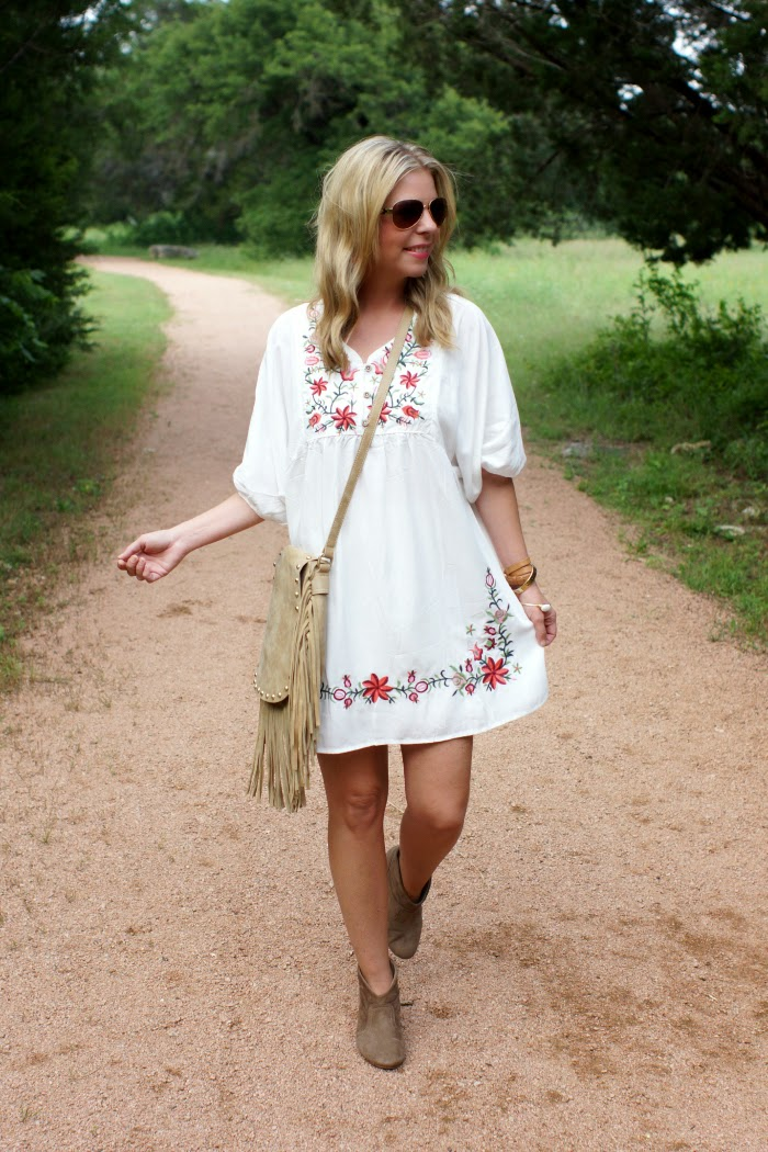 summer festival outfit idea