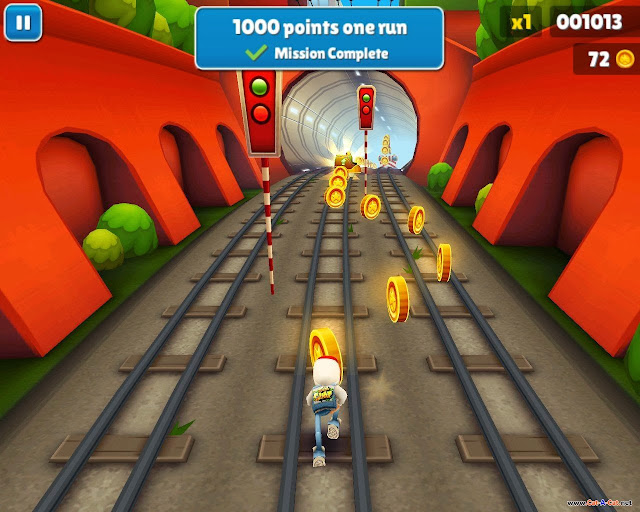 Subway Surfers APK 1.16.0 Modded Unlimited Coins