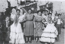 Romería de Valme año 1955.