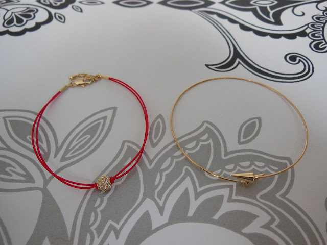 Astrid and Miyu secret box bangles