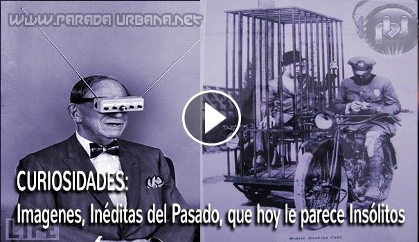 CURIOSIDADES -  fotos Inéditas de que Harán Que Tu percepción del pasado Cambie para Siempre