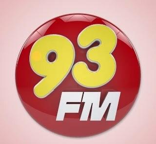 Rádio 93 FM de Boa Vista Roraima RR ao vivo