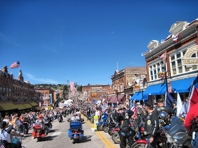 POW-MIA Ride - Cripple Creek CO