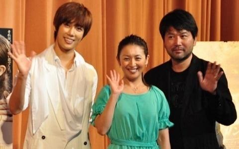 """[DRAMA] 05/08/2011 - Park Jung Min @ """"8-Gatsu no Love Song"""" 12"""