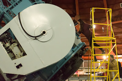 Mount Wilson Observatory observing 60-inch Carnegie Science