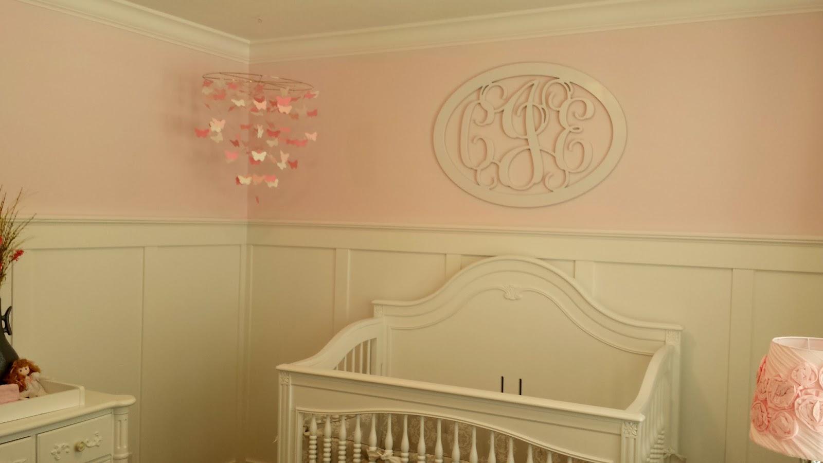studio 7 interior design  client reveal  pink  u0026 gray nursery