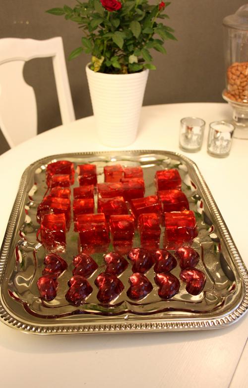 jello shots recept gelatinpulver