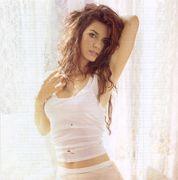 There were a few stories about country singer Shania Twain early in the year ...