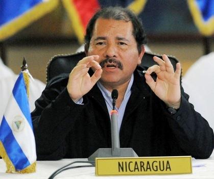Foto de Daniel Ortega