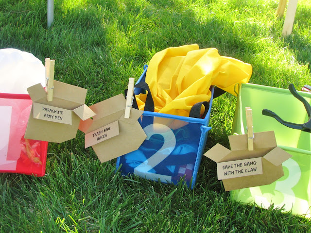 Toy Story Party Games : Toy story party design dazzle