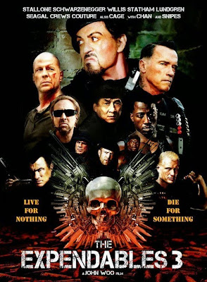 The Expendables 3 [2014] [NTSC/DVDR-Custom SCR] Ingles, Subtitulos Español Latino