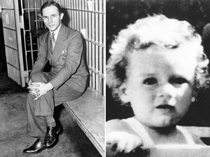 what happened to the lindbergh baby Trial of lindbergh baby kidnapper hauptmann (1930s)  left flemington for their home refusing to discuss what happened in the jury room  of killing the .