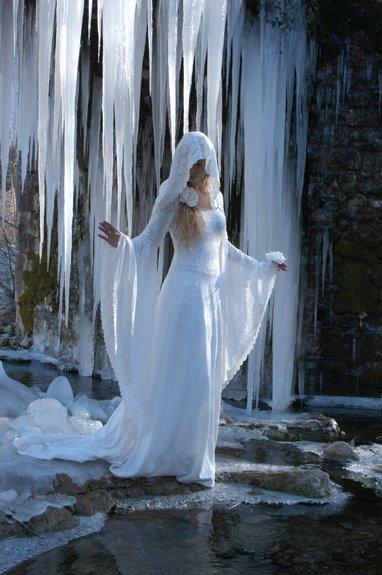 Robe de la dame blanche