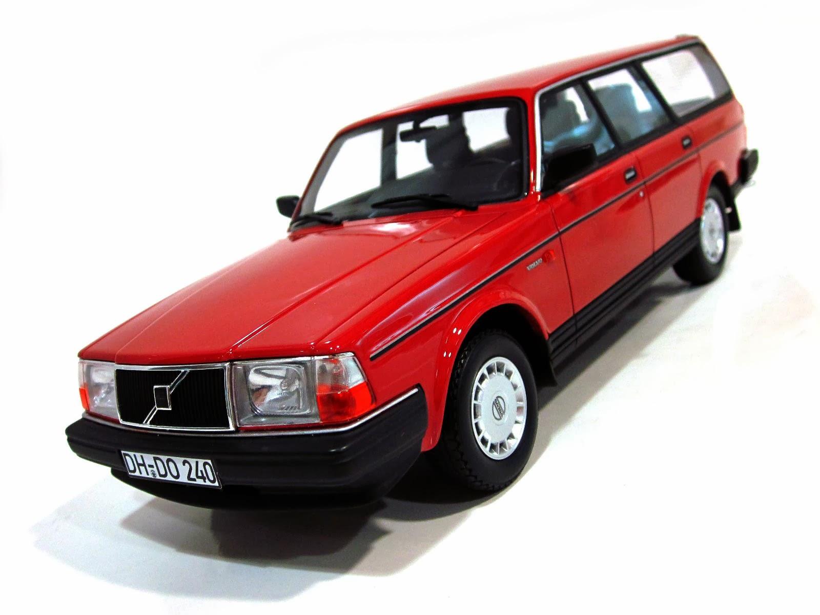 Volvo 240 GL 2.3 Estate '88 - BoS Models