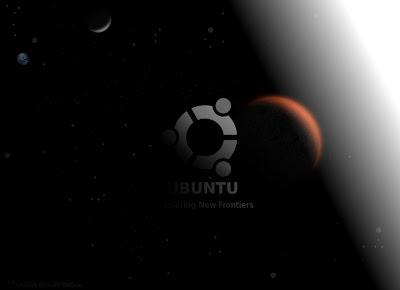 Ubuntu spacered world wallpapers