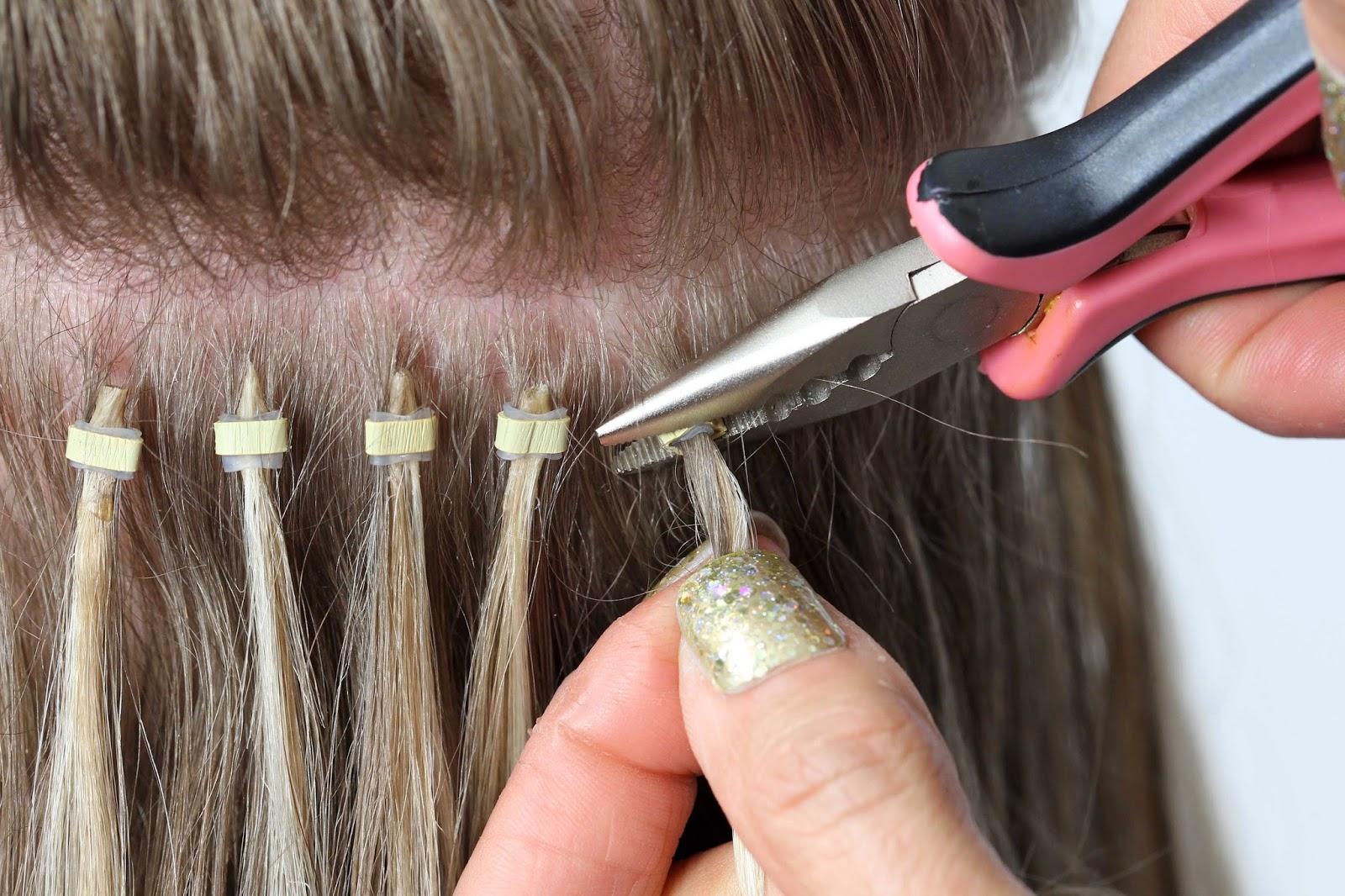 Semi Permanent Hair Extensions Safest Semi-permanent Hair