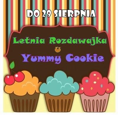 Rozdawajka u Yummy Cookie