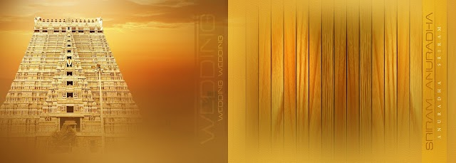 Multicolour Creations Karizma album background psd files free download