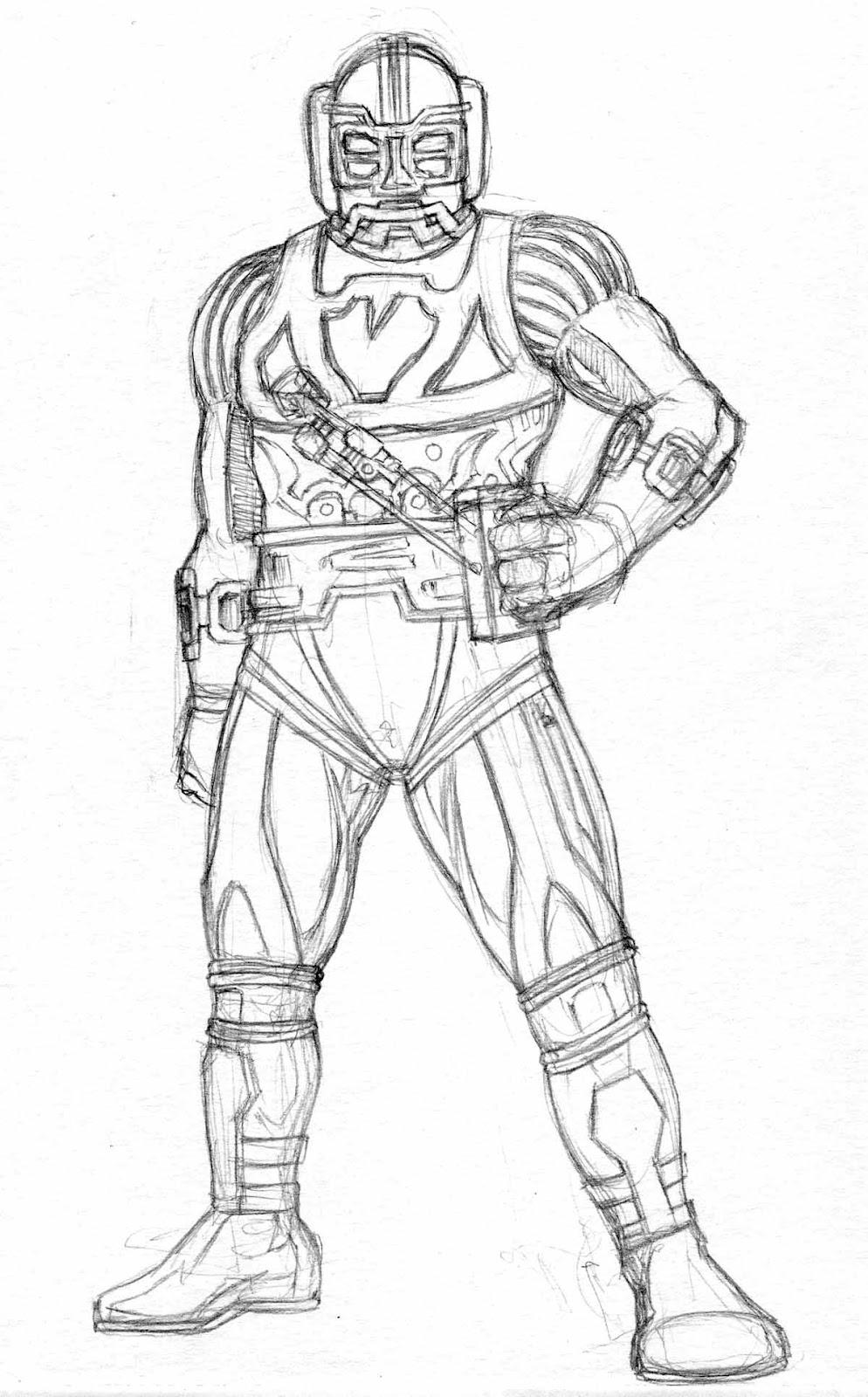the john douglas mostly comic book art site september 2012