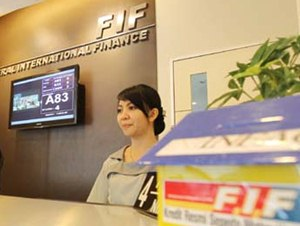 PT Federal International Finance