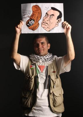 Profil Carlos Latuff, Musuh Israel Nomor Tiga   Bersama Dakwah
