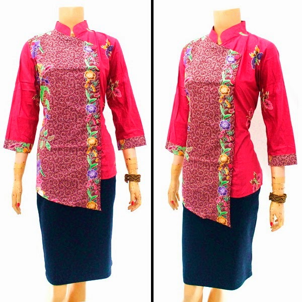 Blouse Batik Encim 91