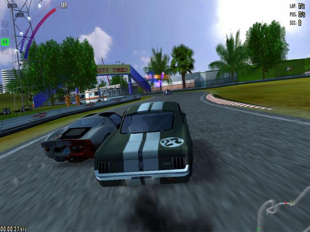لعبة سباق سيارات الشوارع Street Racing Hero