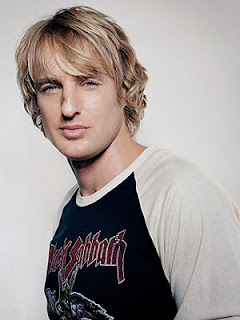 Owen Wilson Medium Blonde Hairstyles with short layers