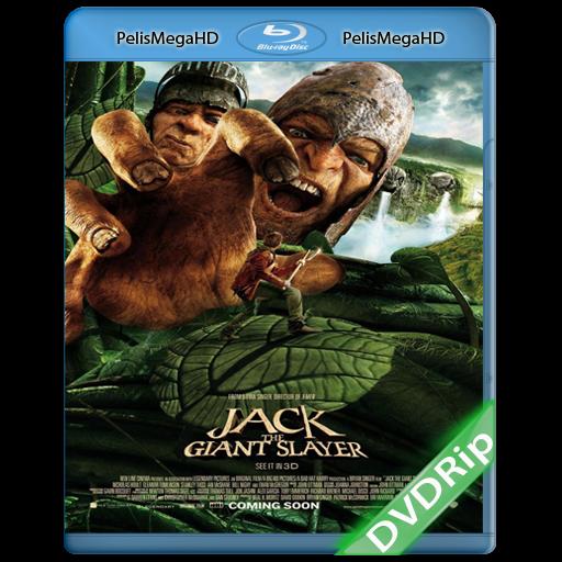 JACK EL CAZAGIGANTES (2013) DVDRIP ESPAÑOL LATINO