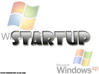 Startup pada Win XP dan Win 7 - romadhon-byar