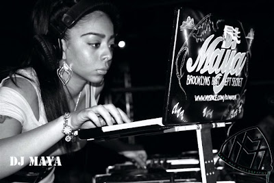 """D.J. Maya - """"Reggae Rush Pt.2"""" [Mixtape]"""