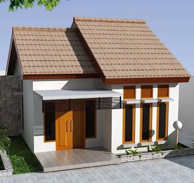 rumah sederhana cantik menarik