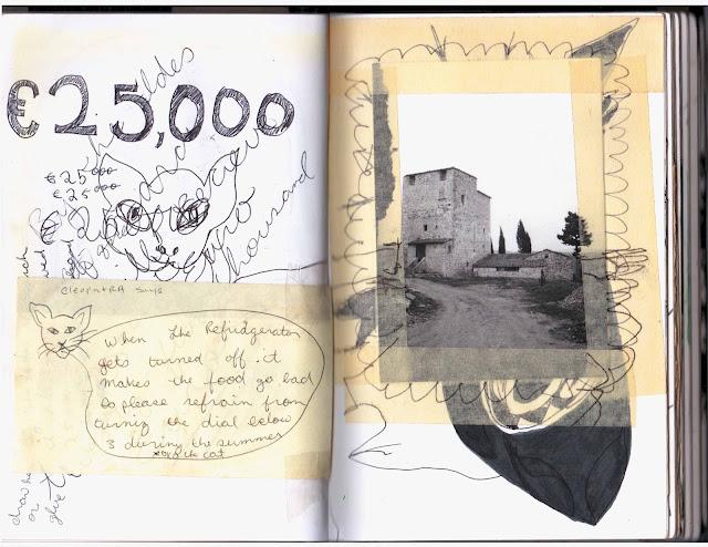 joshua cosimo sketchbook