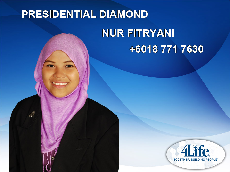 foto Nur Fitryani - 4Life Group