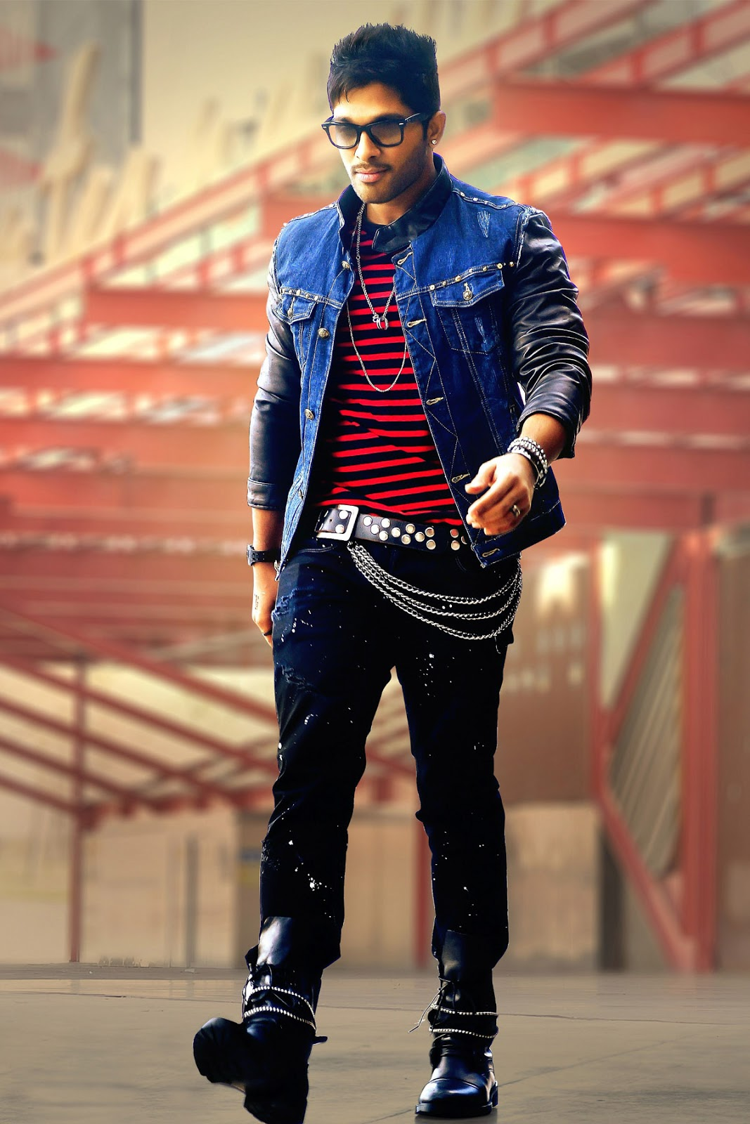 Allu Arjun Latest Hd Wallpapers Hd Wallpapers High Definition Free Background