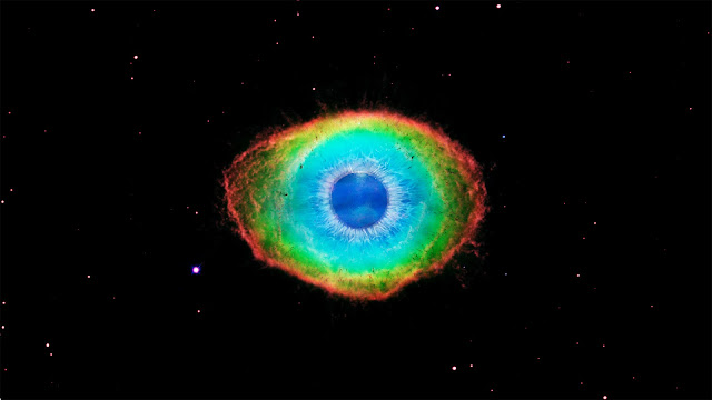 Ring Nebula Wallpaper HD