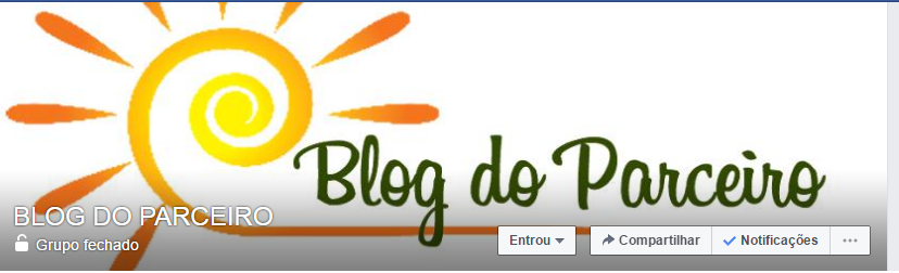 GRUPO DO BLOG DO PARCEIRO NO FACEBOOK