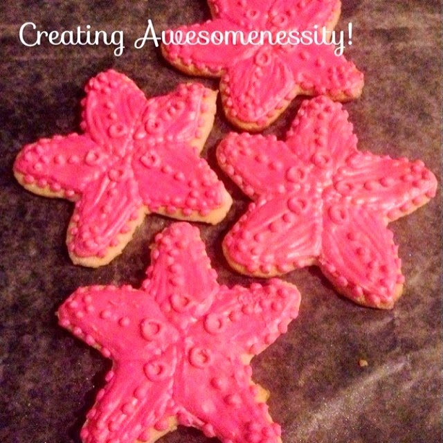 Creating Awsomenessity Cookies