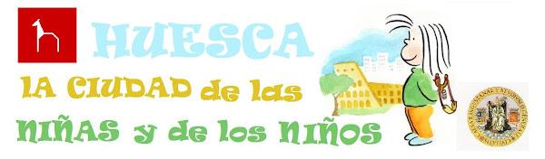 La ciudad de las niñas y los niños de Huesca