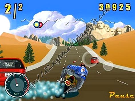 Free Download Games - Moto Racing Fever