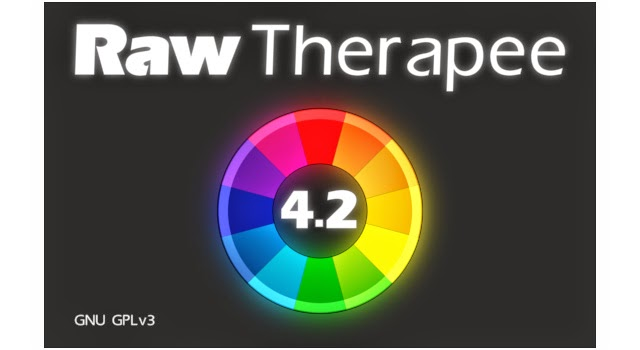 Banner del software raw terapee