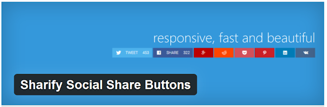 Top 5 Free WordPress Social Media Share Plugins 2016